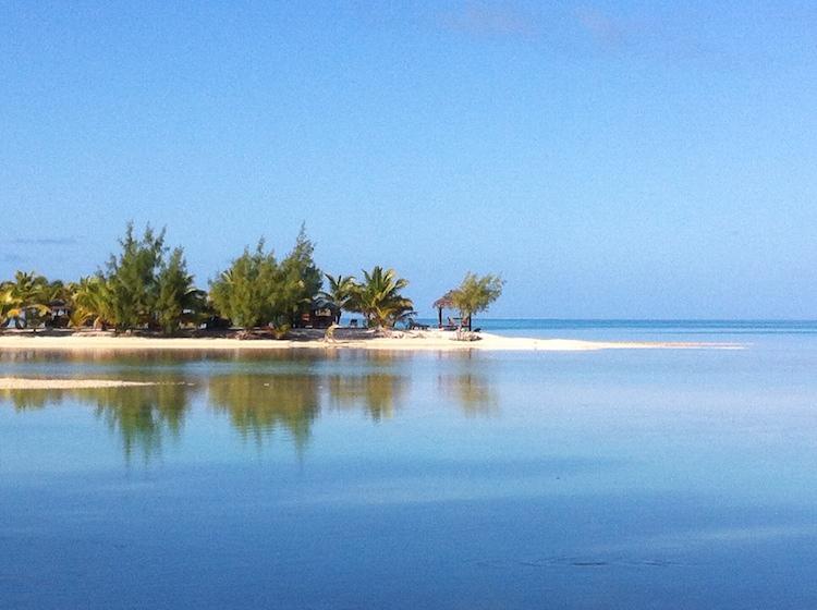 Muri Lagoon. Credit: Carol Atkinson.