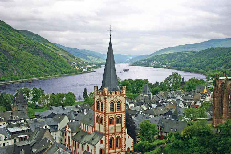 Bacharach, Germany. Credit: uniworld.com