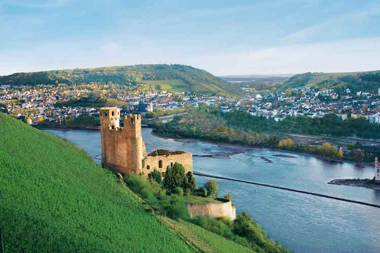 Rudesheim, Germany. Credit: uniworld.com.