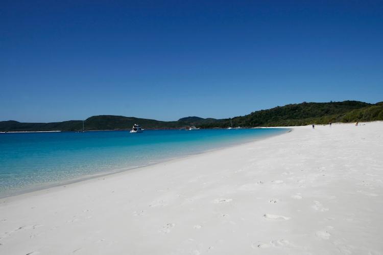 Whitehaven Beach. Credit: iStock.com