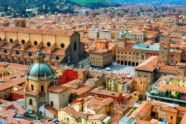 Bologna. Photo: iStock.com.