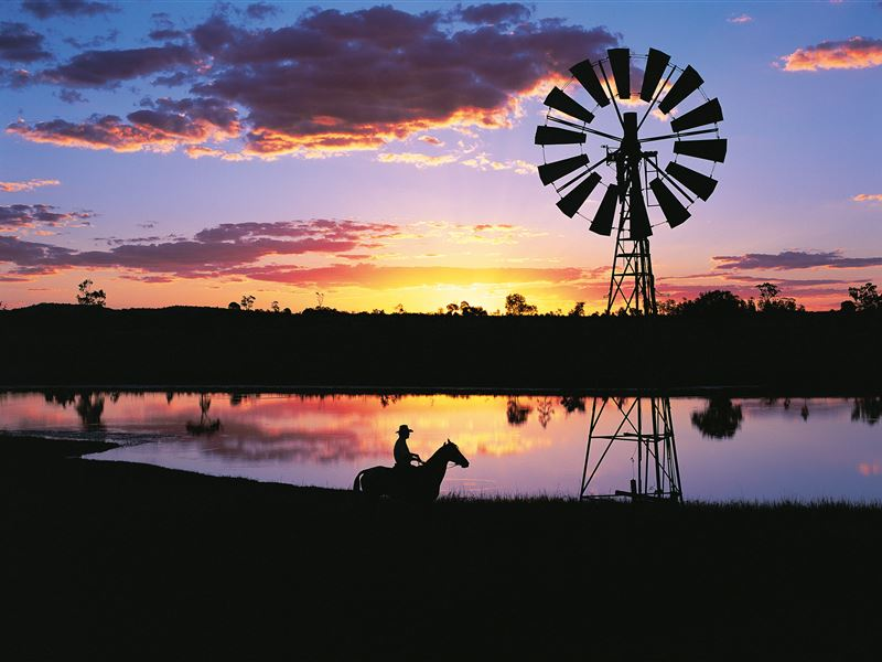 The Matilda Way, Queensland. Credit: queensland.com