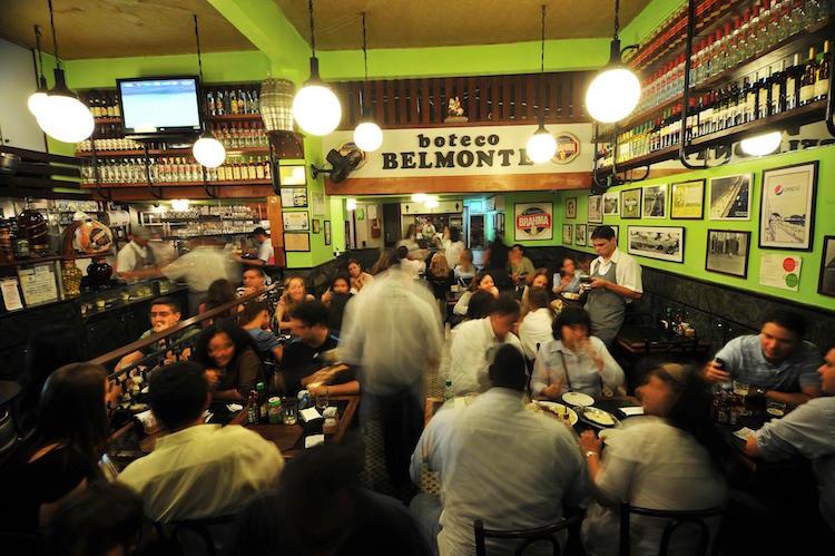 Boteco Belmonte, Copacabana. Photo: Facebook.com/botecobemonte