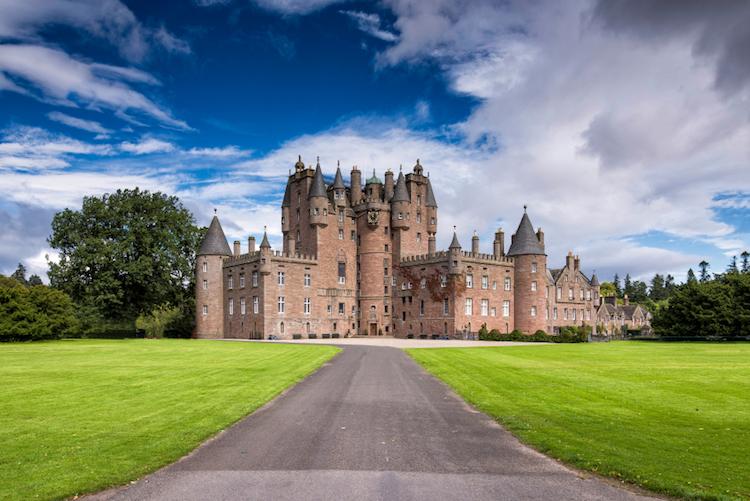Glamis Castle. Credit: iStock.com