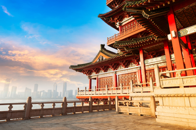 The Forbidden City, Beijing. Credit: iStock.com