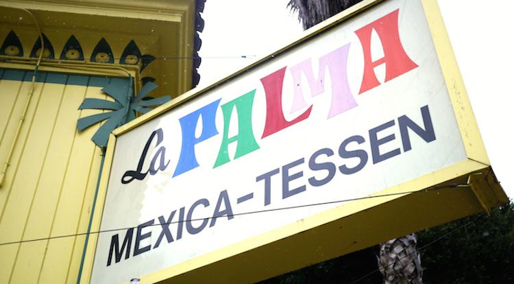 La Palma Mexicatessen. Credit: edibleexcursions.net.
