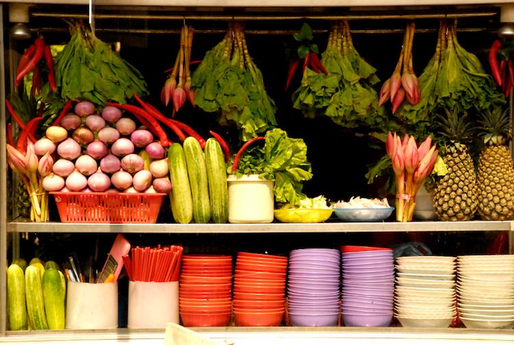 A laksa hawker stall, Penang. Photo: iStock.com.