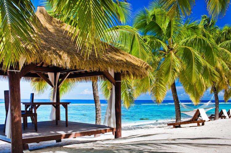 Rarotonga. Credit: iStock.com