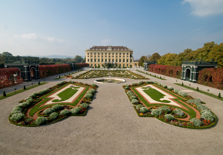 The Schönbrunn Palace. Credit: WikiCommons