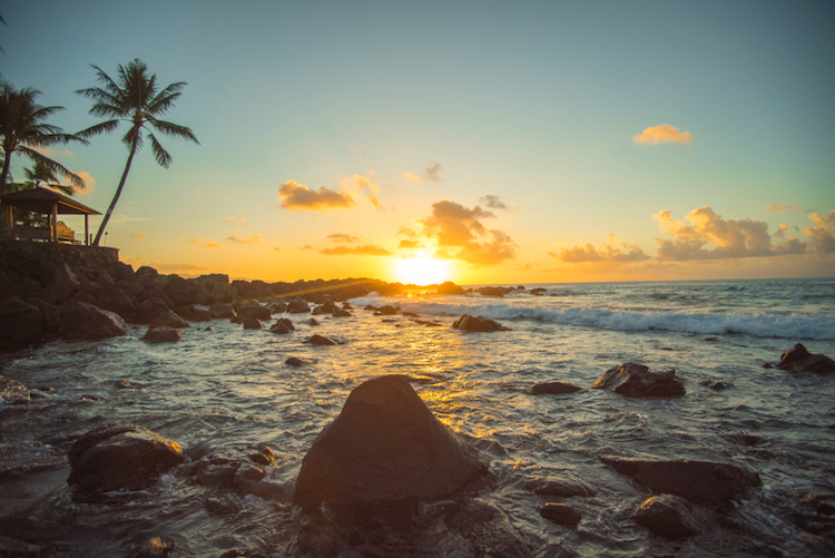 Sunrise on Molokai. Credit: iStock.com