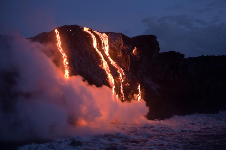 Kilauea volcano, Hawaii Island. Credit: iStock.com