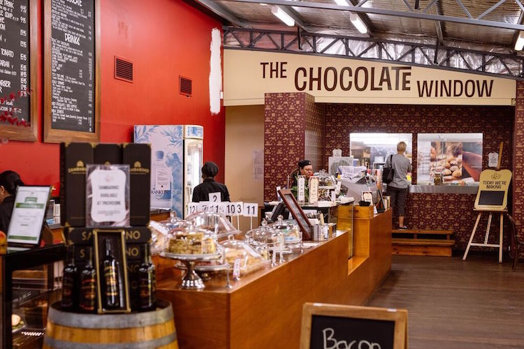 Margaret River Chocolate Company. Credit: margaretriver.com.au