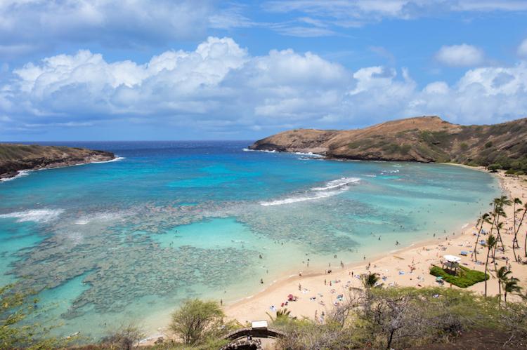 Hanauma Bay, Oahu. Credit: iStock.com