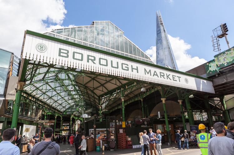 Borough Market. Credit: iStock.com