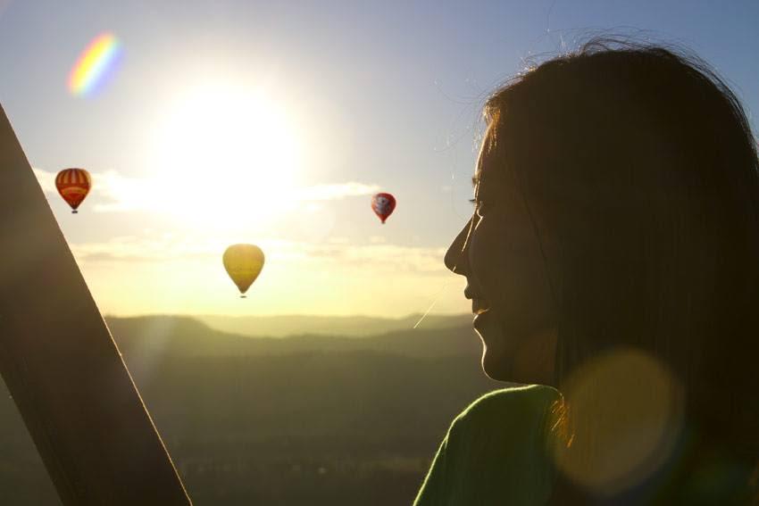 Credit Image: Hot Air Balloon Gold Coast