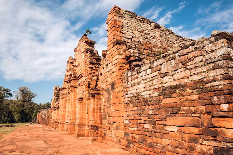 The ruins at San Ignacio Miní. Photo: iStock