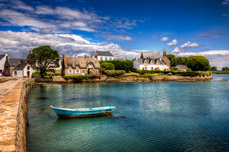 Saint Cado, southern Brittany. Photo: iStock