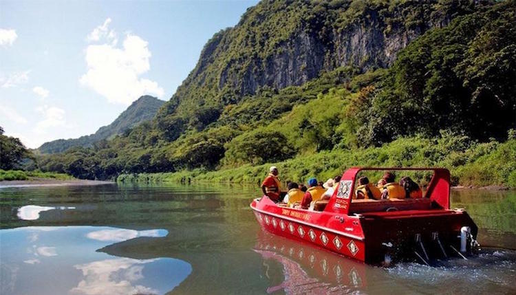 Sigatoka River Safari. Photo: