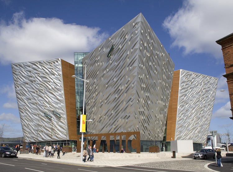 The Titanic Experience, Belfast. Photo: supplied.