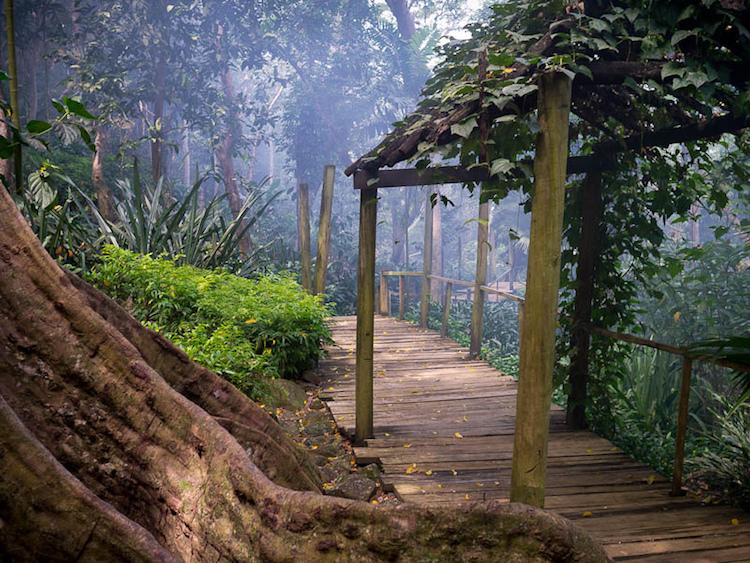 Garden of the Sleeping Giant. Photo: Flickr.com/Andrew Massey