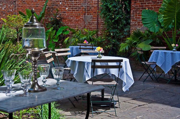 Café Amelie. Photo: cafeamelie.com