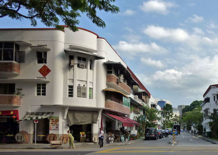 Tiong Bahru. Photo: Flickr.com/Payton Chung