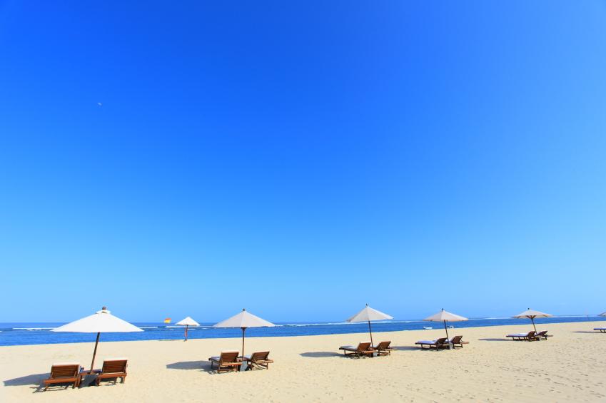 Nusa Dua beach. Photo: iStock