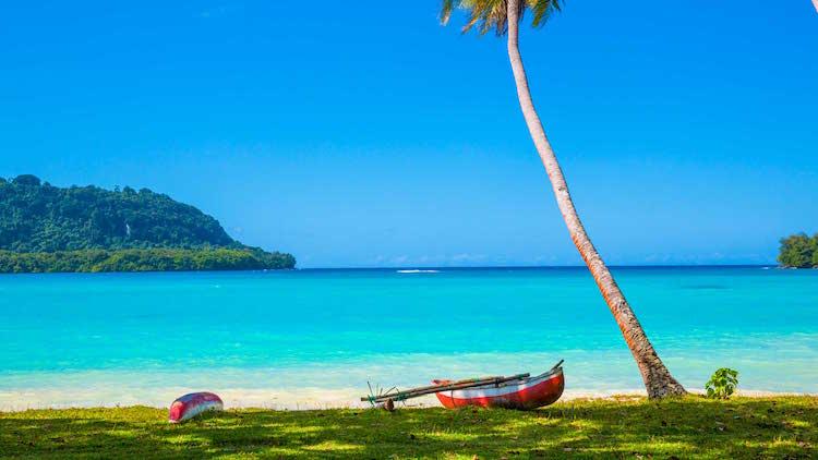 Fiji paradise. Photo: supplied