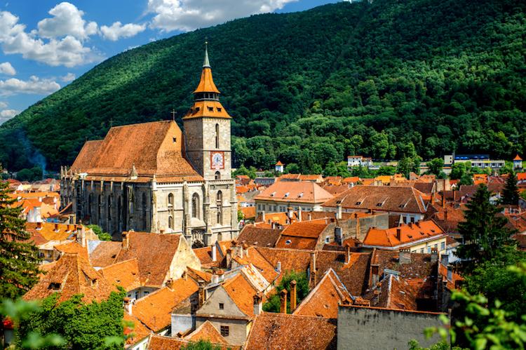 Brasov, Romania. Photo: iStock