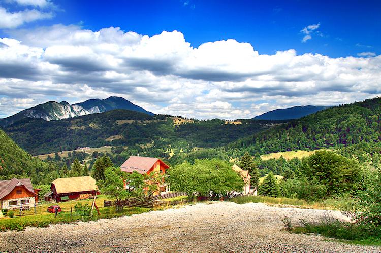 Rural Romania. Photo: iStock