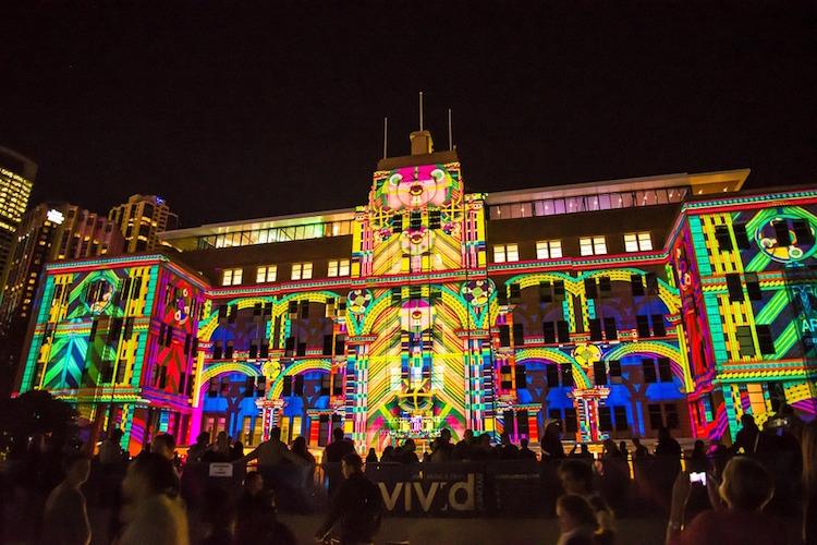 Vivid Sydney. Photo: Pixabay
