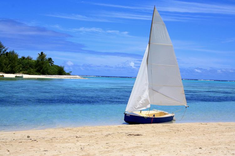 Muri Beach, Rarotonga. Photo: iStock