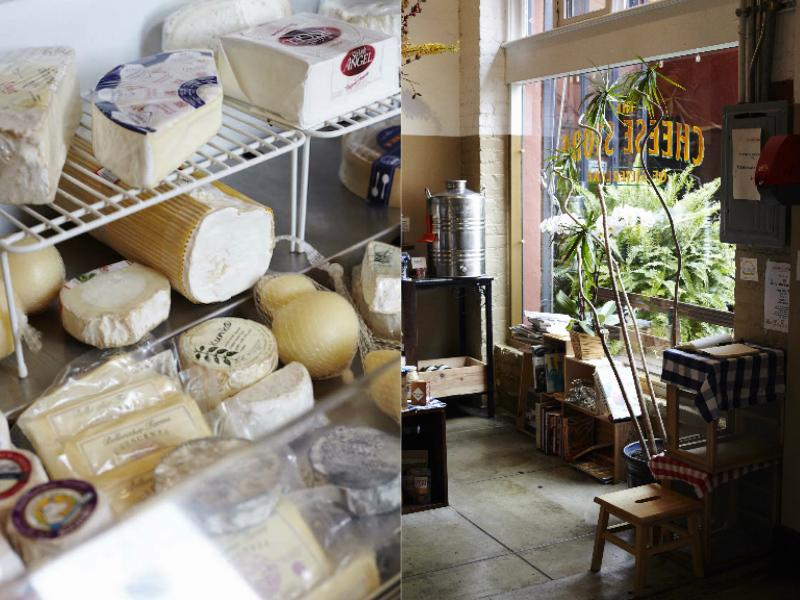 The Cheese Store of Silverlake. Photos: Rebecca Zephyr Thomas