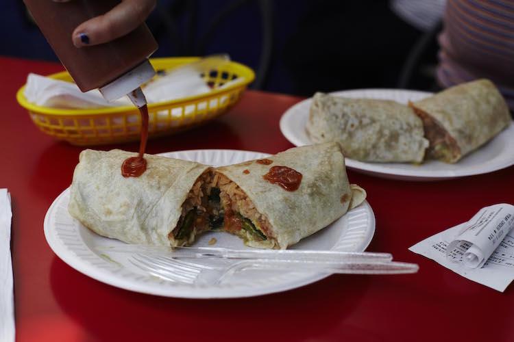 Tacos Delta. Photos: Rebecca Zephyr Thomas