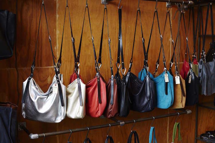 Dean Leather Accessories. Photos: Rebecca Zephyr Thomas