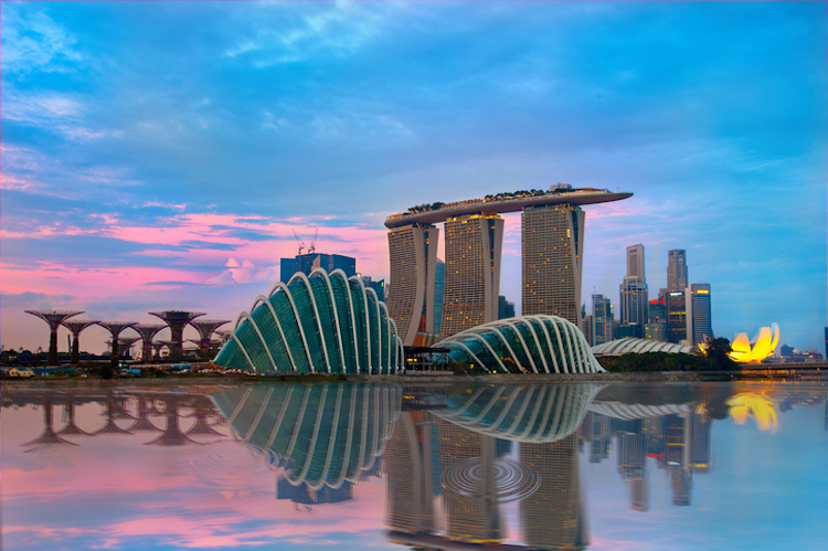 Top 5 stopovers - Singapore