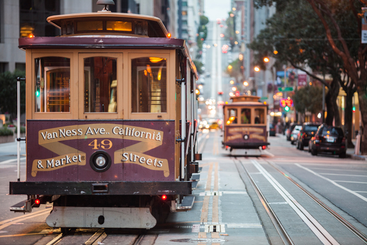 Top 5 stopovers - San Francisco