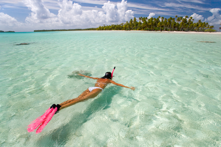 Top reasons to visit Tahiti - snorkelling