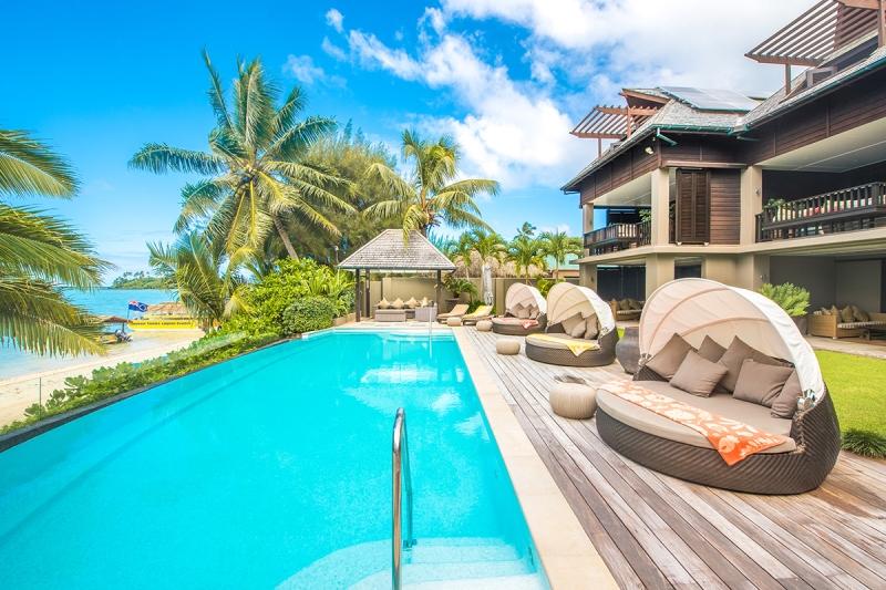 Te Vakaroa Villas, Rarotonga