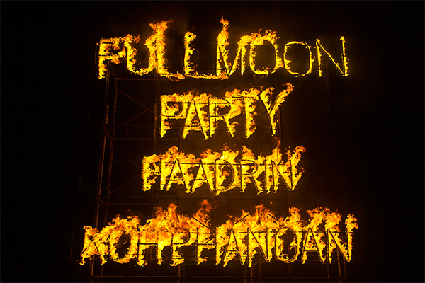 Full Moon Party - Thailand