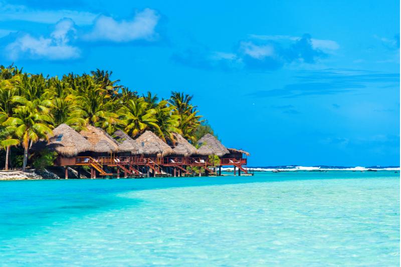 Stunning Aitutaki