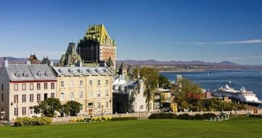 Chateau Frontenac - Quebec City