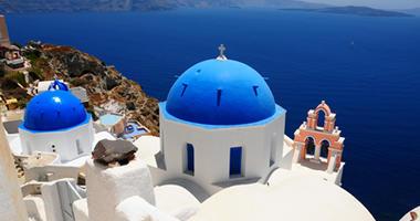 Stunning Santorini