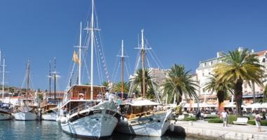 Discover the coastal town of Split