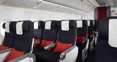 Air France cabin