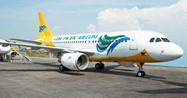 Cebu Pacific aircraft