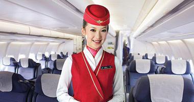 China Southern flight attendant