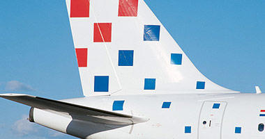 Croatia Airlines livery