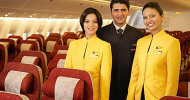 Jet Airways flight crew