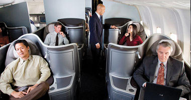 United first class